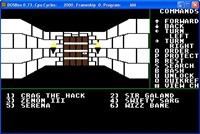 Might and Magic 1 - indoors