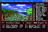 Might and Magic 2 - outdoors