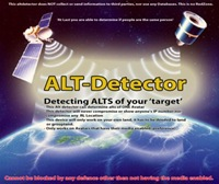 Alt Detector Private Edition, on the Second Life Marketplace
