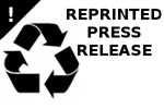 Recycled press-release
