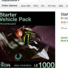 An image of the starter-pack's promotional graphic on the Amazon.com Web-site